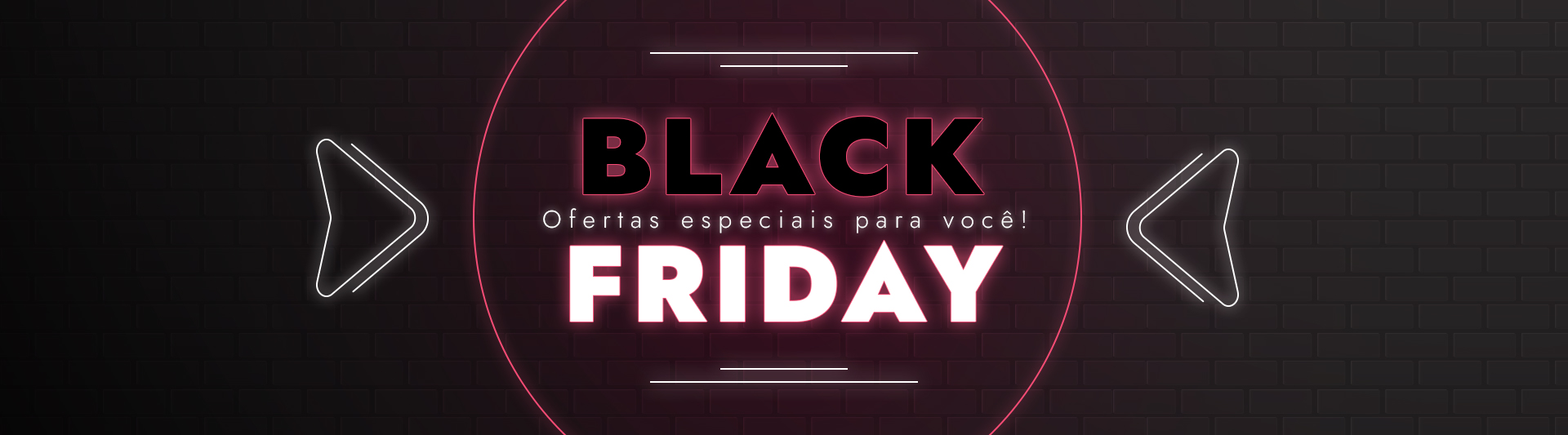 Black Friday Extrovertida